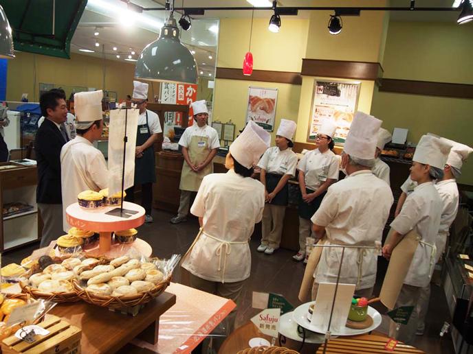 福島郡山店リニューアルオープン6