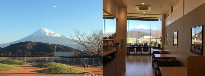 Motomachi COFFEE&BREAD富士川サービスエリア店