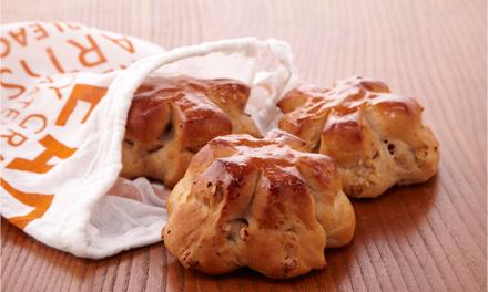 カリフォルニアからの贈り物~くるみパン